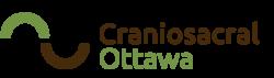 Craniosacral Ottawa logo, half circles.